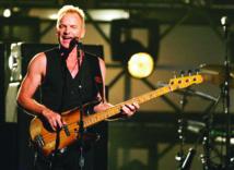 Sting renoue avec le public de Mawazine