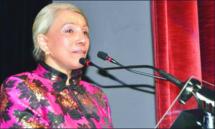 Naima Lamcharki honorée au Festival international du théâtre universitaire de Fès