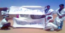 Soulèvements populaires dans les camps de Tindouf