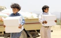 Trêve humanitaire  à l'initiative de l'Arabie Saoudite au Yémen