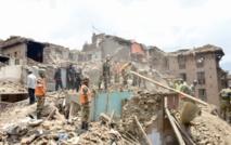 Un nouveau séisme sème la panique au Népal
