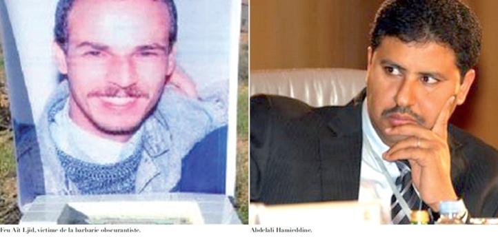 L'entrée de Hamieddine au gouvernement  serait une insulte à l'intelligence des Marocains