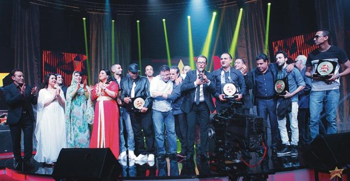 Nabila Maan, Issam Kamal et Five Stars primés au Morocco Music Awards