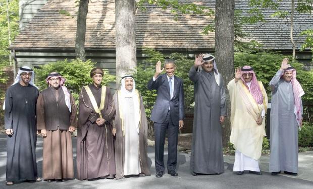 Barack Obama réaffirme l'engagement inébranlable des Etats-Unis envers ses partenaires arabes du Golfe