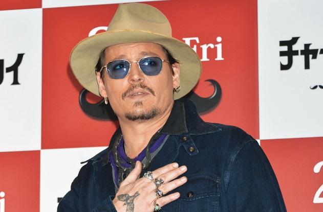 La vie des chiens de Johnny Depp