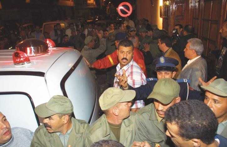 Eradiquons la haine : 16 mai 2003, la bête immonde a frappé en plein cœur de Casablanca