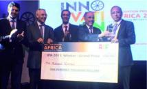 Adnane Remmal, lauréat du Prix de l'innovation pour l'Afrique 2015