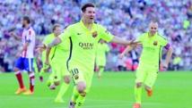 Le roi Messi offre le sacre au Barça