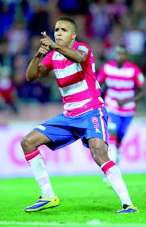 Youssef El Arabi de nouveau buteur avec Grenade