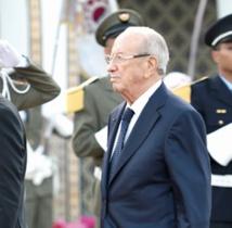 Le président tunisien en visite aux Etats-Unis