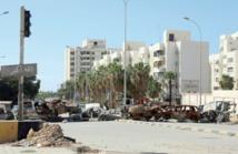 """Benghazi, la ville  libyenne où """"la guerre ne s'arrête jamais"""""""