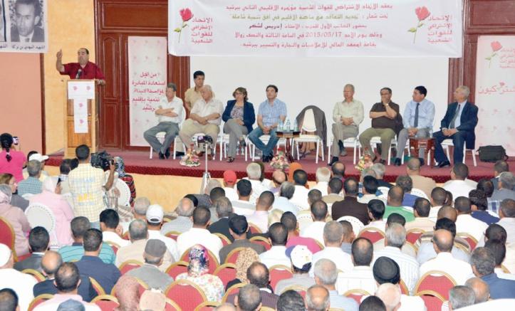 Driss Lachguar :  Le chef du gouvernement affaiblit le pays et porte atteinte à son image