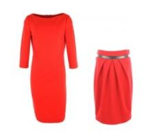 Les vêtements rouges  véhiculent agressivité  et sentiment  de domination