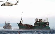 La Malaisie et l'Indonésie vont arrêter de refouler les bateaux de migrants