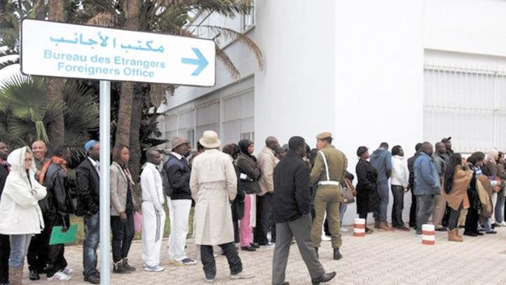 3.580 étrangers en quête de refuge au Maroc