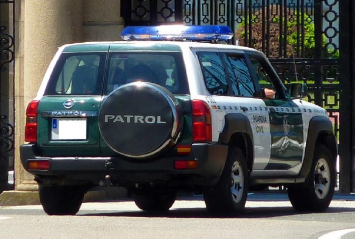 La  Guardia civil libère un ressortissant marocain séquestré par des narcos