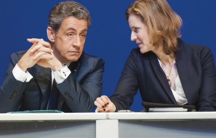 La claque de Nicolas Sarkozy à NKM