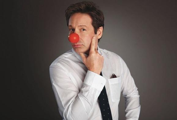 Les stars américaines se mettent un «nez rouge» en aide aux enfants pauvres