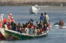 Développement de la migration illégale des mineurs non accompagnés