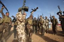 Les forces irakiennes reprennent l'initiative face aux jihadistes