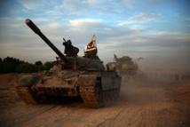 Le régime syrien se résout à une partition de facto du pays