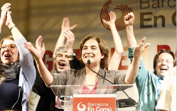 L'establishment politique espagnol sévèrement secoué