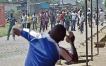 """Le Burundi  dénonce une """"activité  diplomatique en cours"""""""