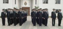 Des étudiants de l'Institut Royal de l'administration territoriale en visite à Barcelone
