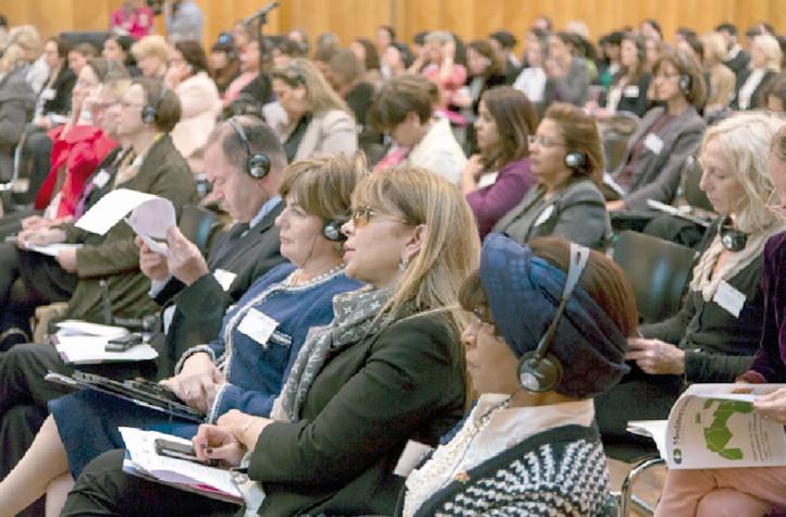 Promouvoir la participation politique des femmes au Maroc