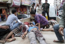 Les raids sur Sanaa font une quarantaine de morts