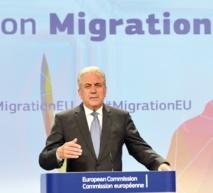 Le projet de l'UE sur les migrants accueilli avec scepticisme