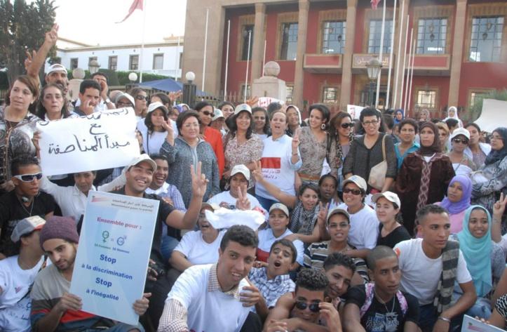 Le Maroc, loin du compte en termes d'égalité du genre