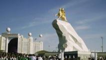 Insolite : Statue présidentielle