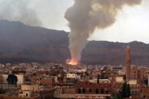 La coalition poursuit ses raids contre les rebelles chiites à Sanaa