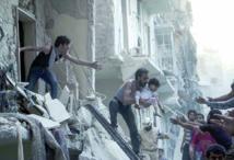 Nouvelle tuerie à Alep 71 civils fauchés par les raids du régime syrien