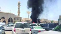 L'EI revendique l'attaque suicide devant  une mosquée chiite à Dammam en Arabie Saoudite