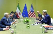 Intenses tractations entre John Kerry et son homologue iranien Mohammad Javad Zarif à Genève