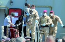 17 morts et 4.200 migrants secourus en Méditerranée en fin de semaine