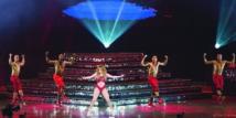 Jennifer Lopez  met le  feu à l'OLM Souissi