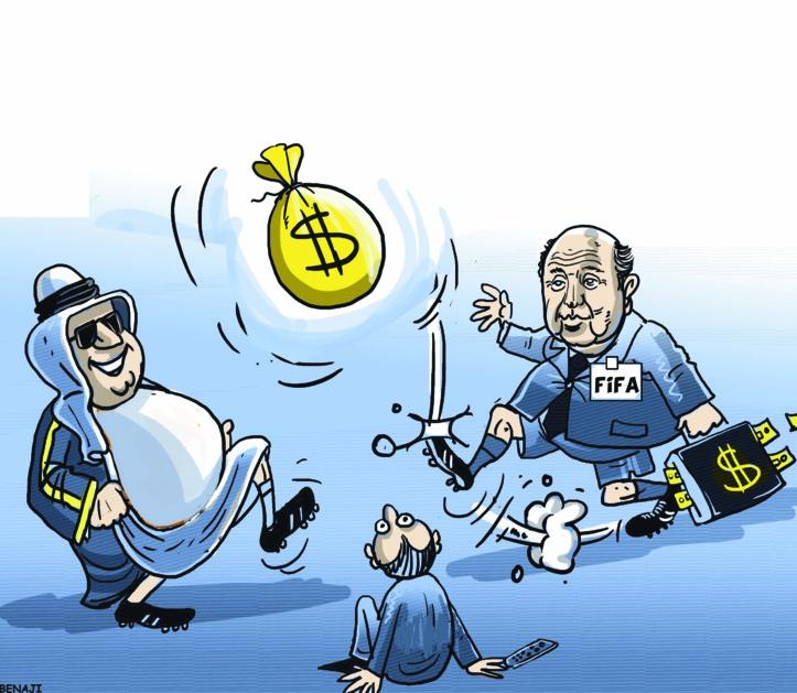 Sepp Blatter réélu pour un cinquième mandat