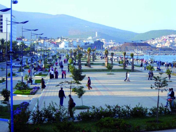 Ruée de réfugiés  syriens sur Nador