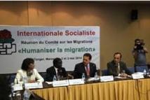 Le Comité migration de l'IS  en réunion extraordinaire à Rabat