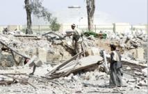 La coalition intensifie ses bombardements sur les positions rebelles chiites au Yémen