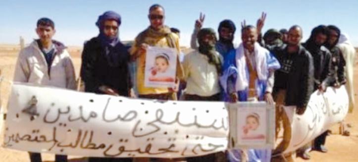 Appel au soulèvement général dans les camps de Tindouf