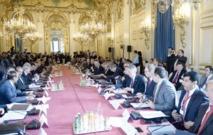 Réunion à Paris de la coalition internationale anti-jihadistes