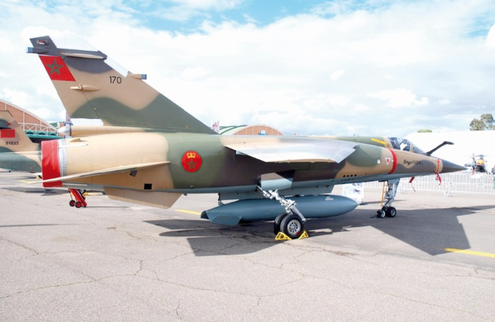 Le Maroc parmi les dix principaux  clients de l'industrie militaire française