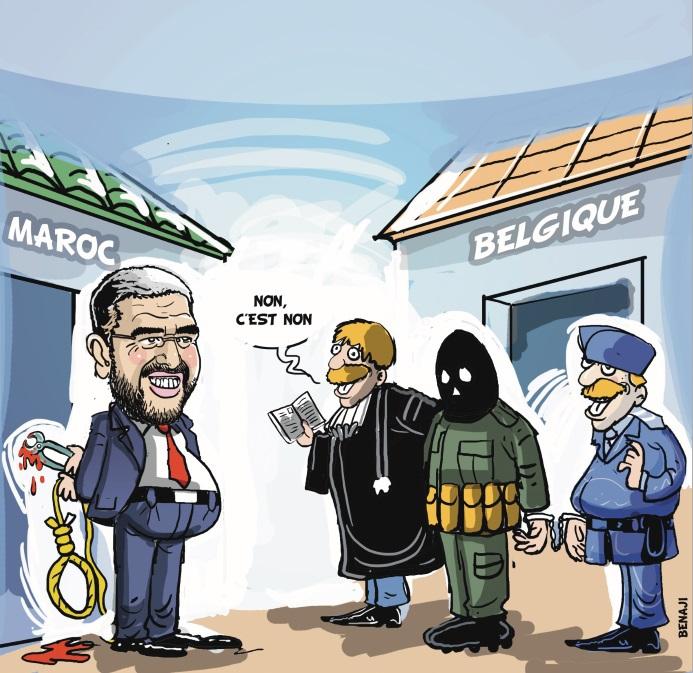 La torture en toile de fond : La CEDH s'oppose à l'extradition d'un terroriste marocain