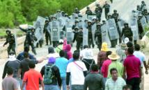 Législatives sous tension après des manifestations violentes au Mexique