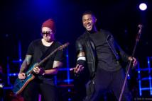 Usher réunit 190.000 fans à l'OLM Souissi