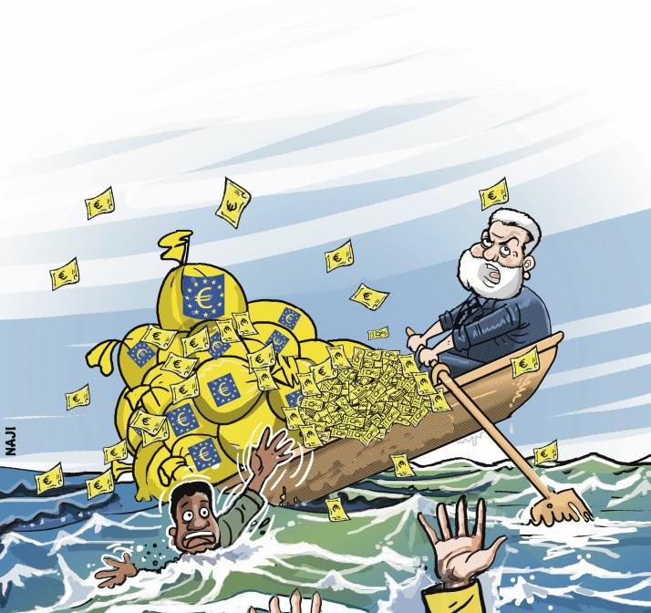 Trop de flou autour du budget de la lutte contre la migration irrégulière